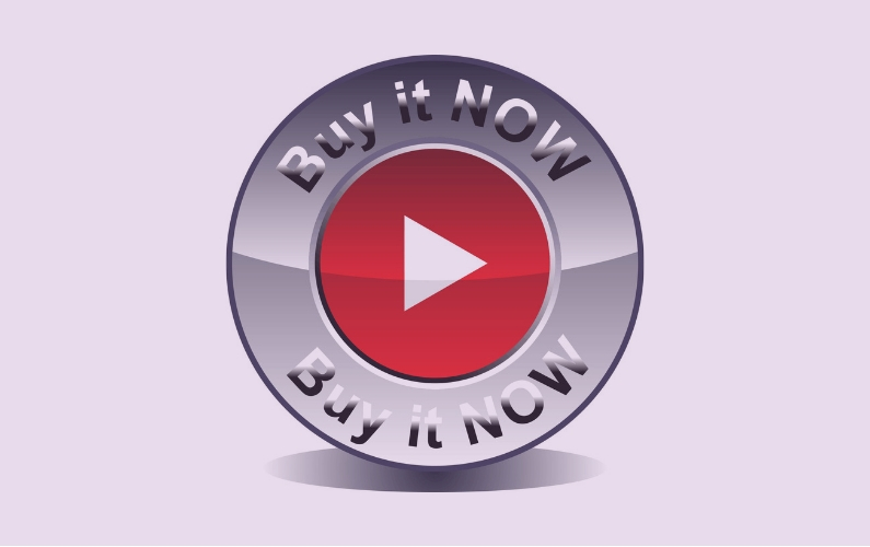 Why We Don't Have A 'Buy Now' Button