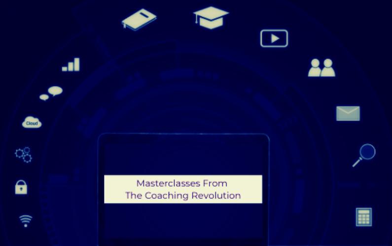 Masterclass Series – Details