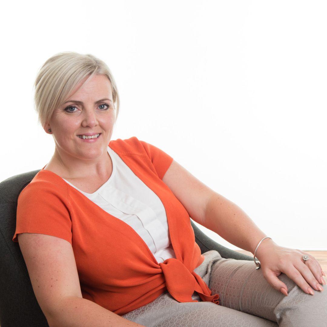 Becky Field - Group mentor