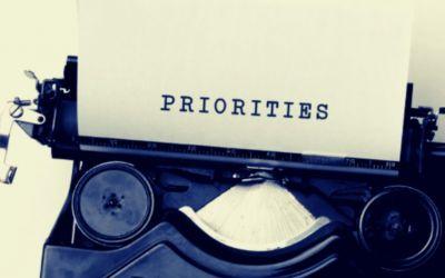 Change Your Priorities, Change Your Life